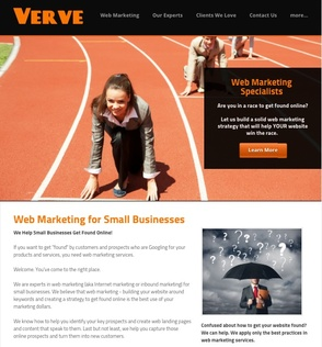 Website Design for Small Businesses